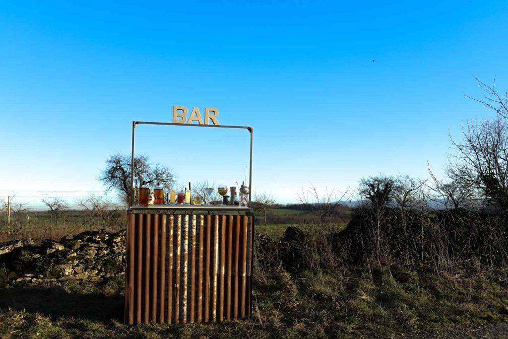 bar industriel